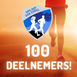 100DEELNEMERS